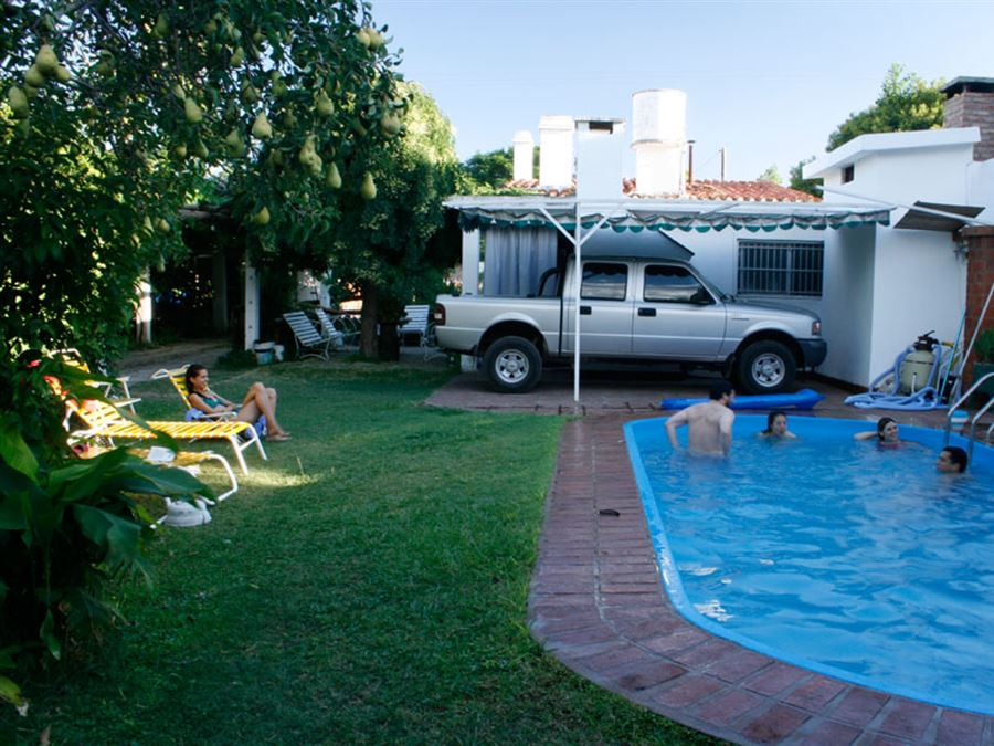 Do a rosa casas villa cura brochero for Donasea villas 7