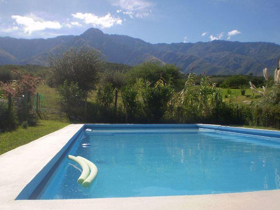 Casas arcos del sol y ay luc a san javier for K sol piscinas