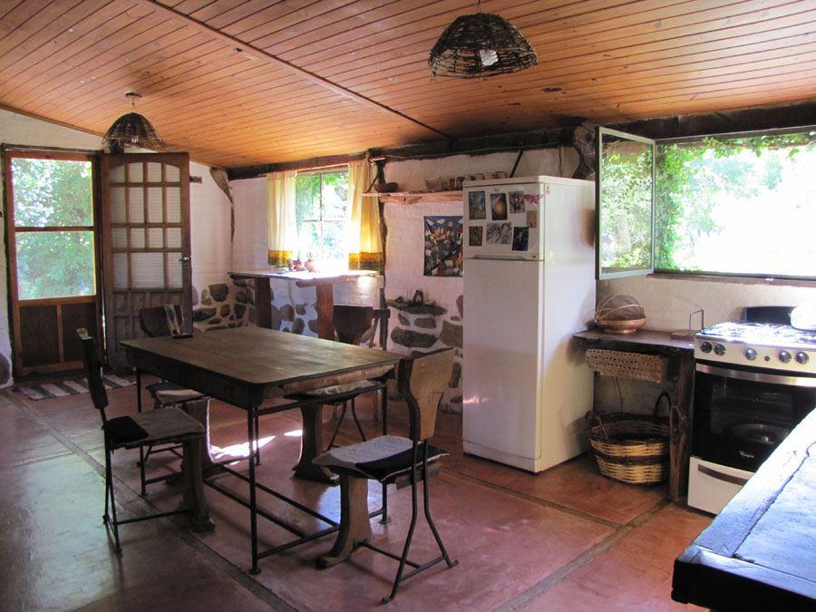 Del arroyo casa de campo los hornillos - Cocinas de casas de campo ...