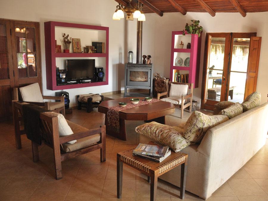 Casa De Campo Living : Casa de Campo Inés - Mina Clavero