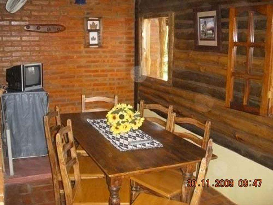 Casa de campo caba as mina clavero - Como decorar casas rusticas ...