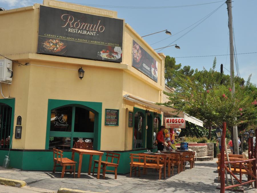 R Mulo Restaurant Mina Clavero
